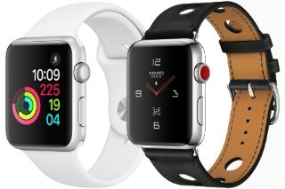 Apple Watch 1 et 3 comparées