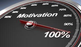 Compteur motivation à fond