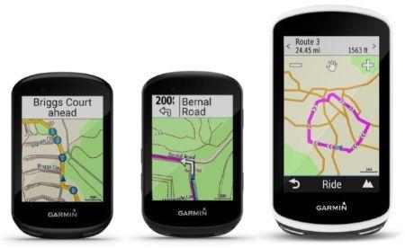 Garmin Edge 530, 830 et 1030 comparés : 3 compteurs GPS de ...
