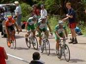Tour de France 2007, ascension du Ballon d'Alsace