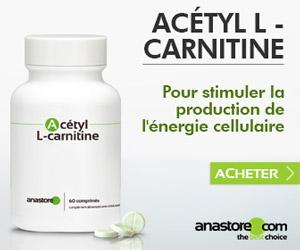 L-carnitine : faut-il encore s'y intéresser