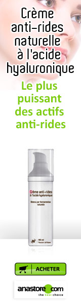 Cr�me anti-rides naturelle