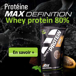 Prot�ine Max Definition