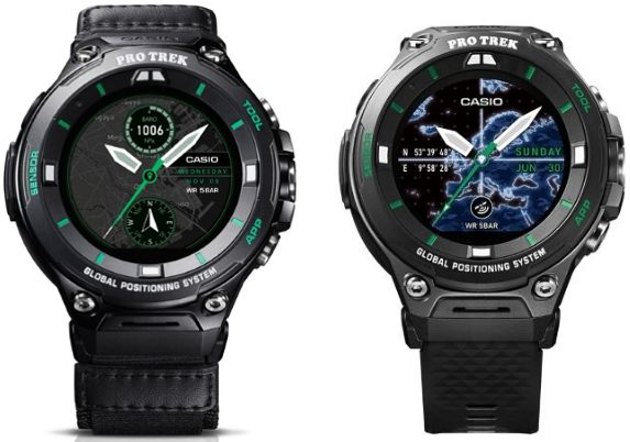Montre Aventure & outdoor Casio Pro Trek WSD F20X