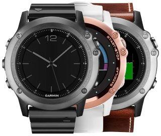 fenix 3 hr bracelet cuir