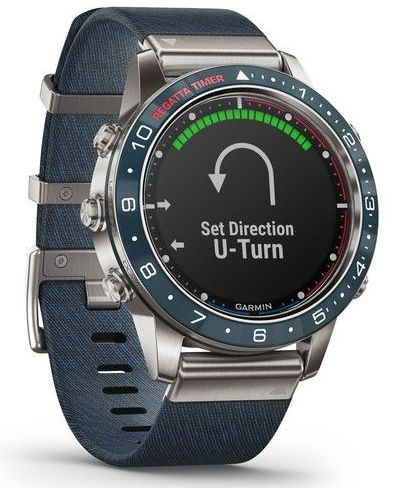 Montre de luxe Garmin MARQ Captain