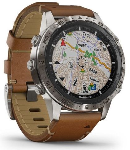 Montre de luxe Garmin MARQ Expedition