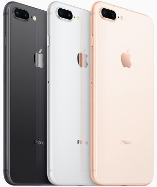 Apple iPhone 8 et iPhone X