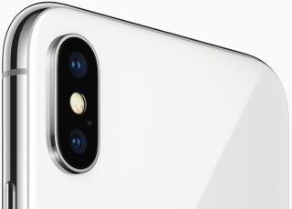 iPhone X has 2 12 MP cameras with wide angle, optical telephoto, 10x zoom and optical image stabilization
