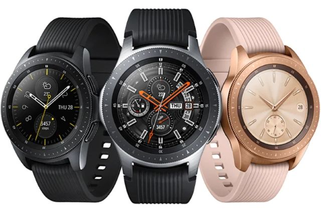 Montre Samsung Galaxy Watch