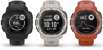 Garmin Instinct GPS Adventure Watch