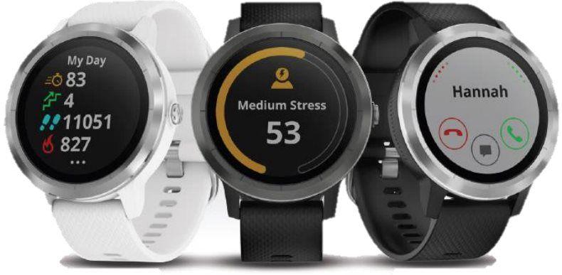 d671287e97e Vivoactive 3 avis et test   la montre connectée avec paiement sans ...
