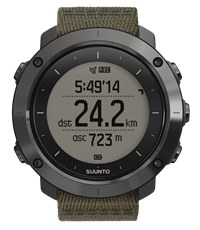 montre suunto anthracite