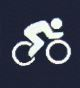 icone cycliste