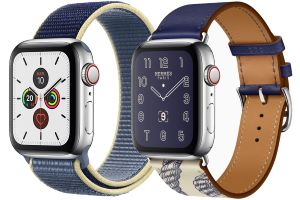 Montre connectée Apple Watch 5