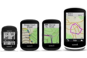 Garmin Edge 130 Plus, 530, 830 et 1030 Plus comparés