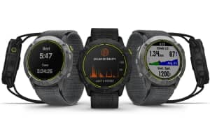 watch of great autonomy for ultra-trail