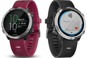 Forerunner 645 Music montre pour payer