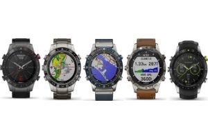 5 watches from the garmin MARQ series