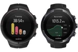 Suunto 9 and Spartan Ultra watches compared