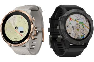 Suunto 7 and Garmin Fenix 6 compared